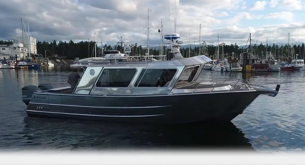 Cope Aluminum Boat Designs