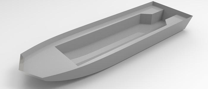 Kokish River Jetsled, Jet Boats, Cope Aluminum Boat Designs